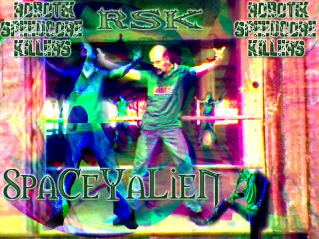 RSK Spaceyalien